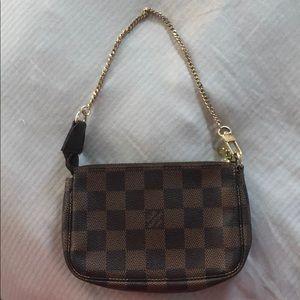 Authentic Louis Vuitton Pouchette Accessories